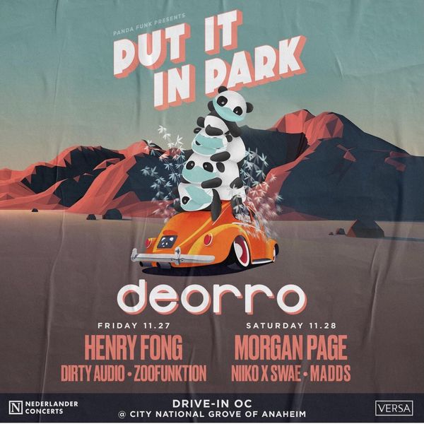 Sold Out Deorro Friday Ticket