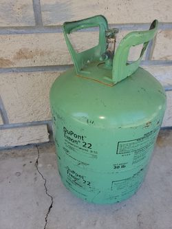 Dupont Freon R22 30lb sealed for Sale in Tampa,  FL