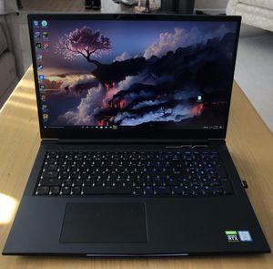 EVOO gaming laptop i7 1650 GTX for Sale in Chula Vista, CA