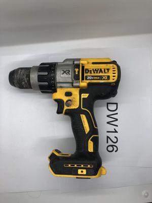 Dewalt Hammer Drill XR DCD996 - Tool Only for Sale in Sacramento, CA