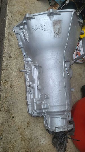 ☆Chevy GMC 4WD Rebuilt like new TRANSMISSION AND TORQUE CONVERTOR for Sale in Tacoma, WA