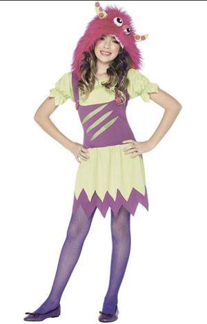 Fuzzy Wuzzy Wanda Plush Furry Monster Costume Halloween Fancy Dress Size:M(7-10) for Sale in Los Angeles, CA