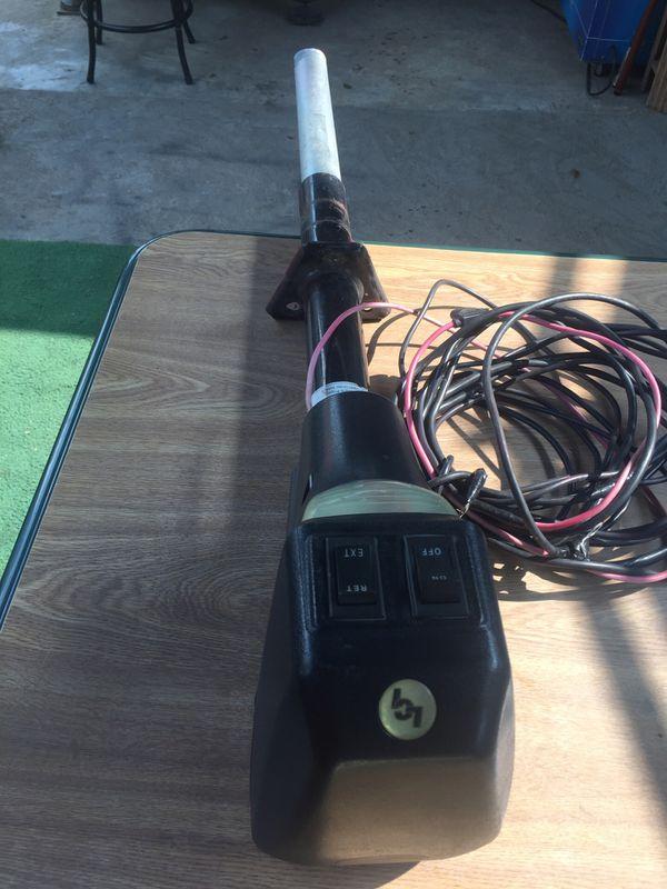Trailer jak electric buenas condiciones