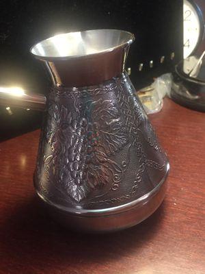 Armenian Coffee Pot. Jezve. Copper. Capacity- 16,9 oz for Sale in Dallas, TX