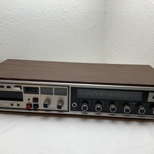 Columbia Records Masterwork am-fm stereo 8 track recorder player model 570 for Sale in Antioch, CA
