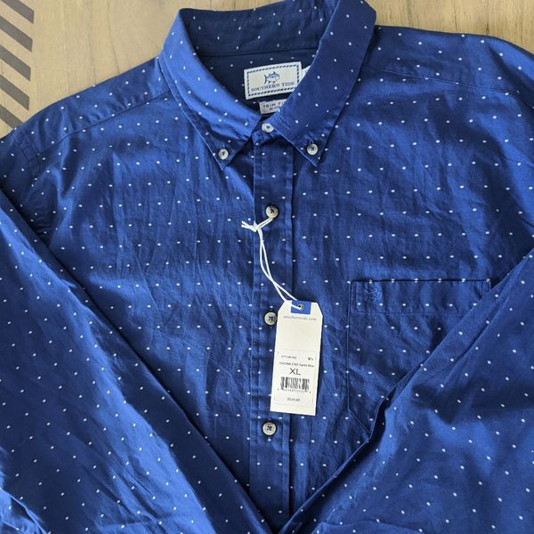 Men's Southern Tide Long Sleeve Shirt sz XL