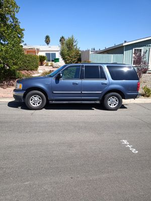 Ford expedition 1999 trade golf cart,RV,truck for Sale in Wildomar, CA