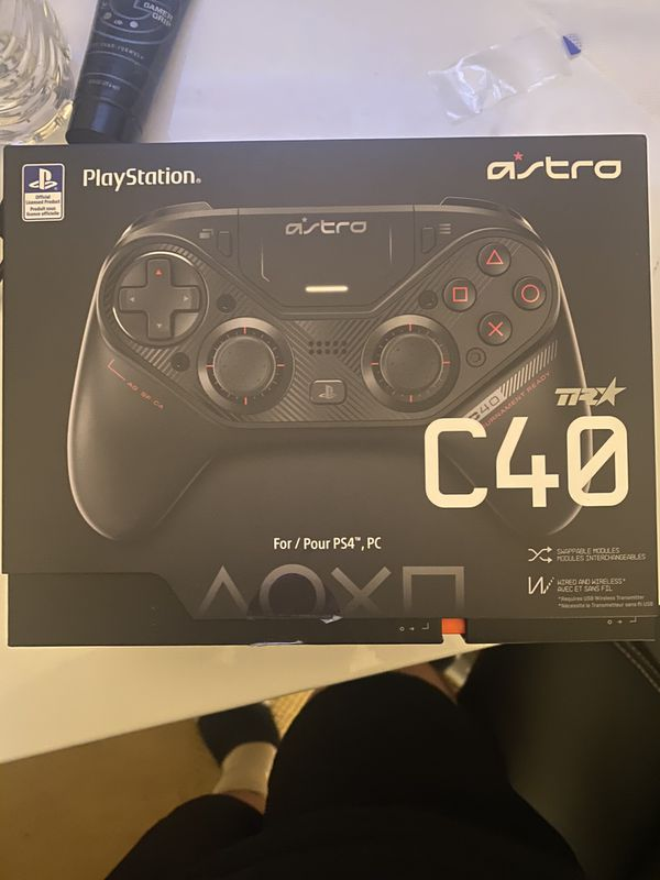 Astro C40 Controller (Ps4)