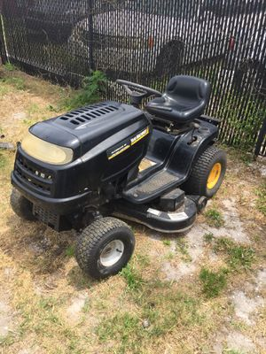 ((Parting out ONLY))yard machine riding lawn mower for Sale in Lakeland, FL