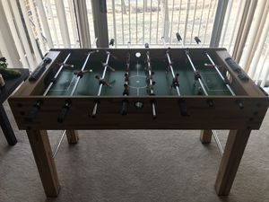 Foos ball table for sale for Sale in Gaithersburg, MD