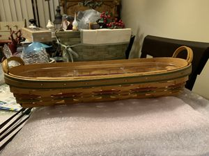 Longaberger basket for Sale in Cocoa Beach, FL