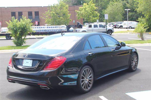 2015 Mercedes-Benz S-Class