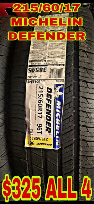 2156017 BRAND NEW SET OF TIRES for Sale in Mesa, AZ