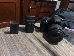 Sony A58 DSLR for Sale in Chicago, IL