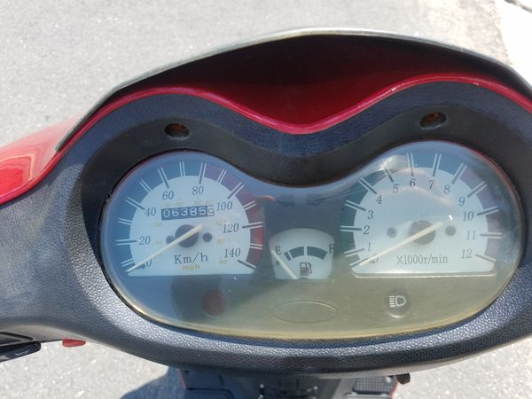 GREAT 150 CC SCOOTER