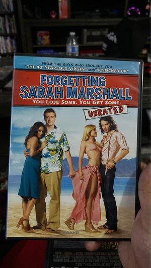 Forgetting Sarah Marshall dvd for Sale in Bellflower, CA