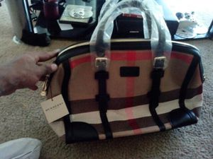 Burberry bag for Sale in Hyattsville, MD