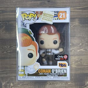 Funko Pop 21 Conan O'Brien for Sale in Gansevoort, NY