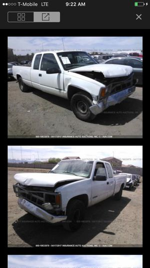 2000 Chevy pick up parting out!!! Parts only!! for Sale in Phoenix, AZ