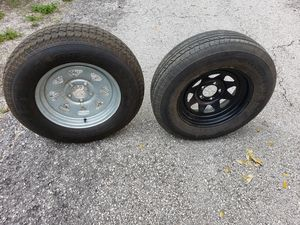 Trailer tires for Sale in Winter Haven, FL