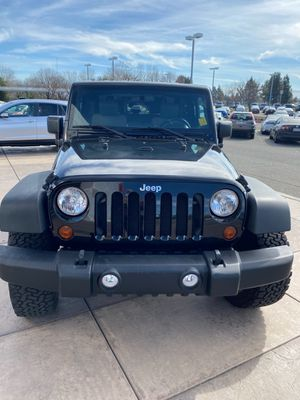 2010 Jeep Rubicon in Great Condition.....Easy payments...... for Sale in Dublin, CA