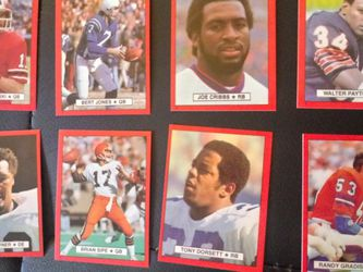 1981 Topps NFL Sticker Set Of 28 for Sale in Cleveland,  OH