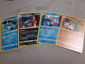 Holo pokemon cards. for Sale in Spring Hill, FL