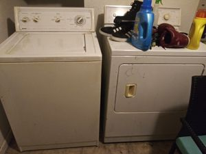 Washer n dryer for Sale in Wichita, KS