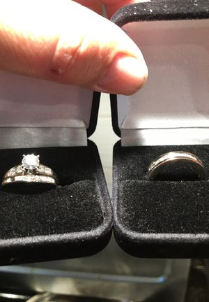 Wedding ring set for Sale in Corona, CA