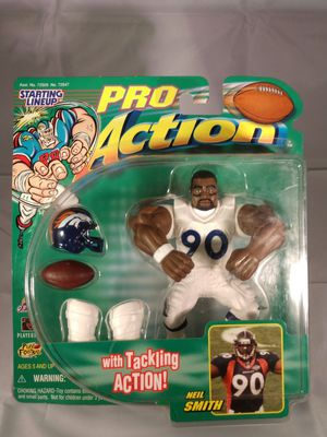 Neil Smith Pro Action Figure for Sale in Hurst, TX