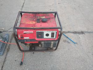 Honda generator for Sale in Detroit, MI