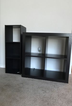 Storage shelves/ bookshelves/ shelves for anything for Sale in West Palm Beach, FL