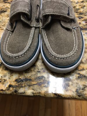 Nautica like new size 7 toddler loafers for Sale in Annandale, VA