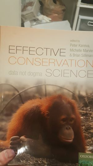 Effective conservation science for Sale in Richland, WA
