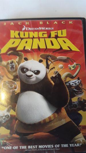 Kung Fu Panda DVD for Sale in Tacoma, WA