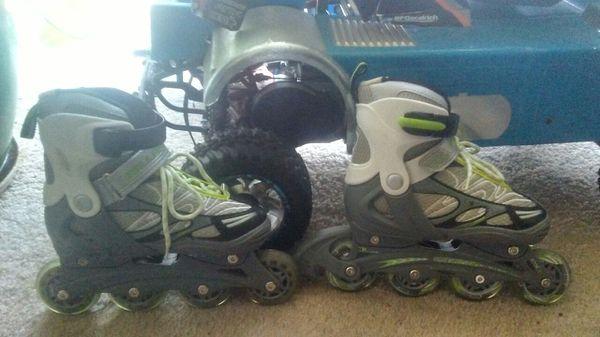 Roller derby zx9 -size 2-5