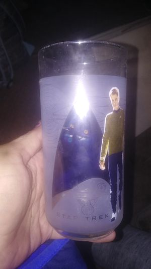 STAR TREK COLLECTIBLE GLASSES for Sale in Fresno, CA