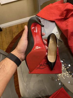 Christian Louboutin Pigalle Follies 38.5 for Sale in Santa Ana, CA