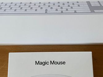 Magic Keyboard and Magic Mouse 2 for Sale in McLean,  VA