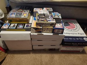 Baseball Card Collection for Sale in Raleigh, NC
