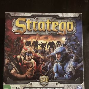 Stratego Board Game (used) for Sale in Englewood, CO
