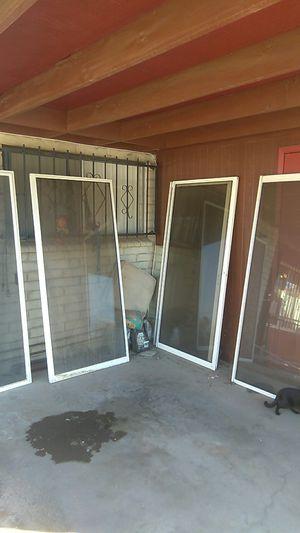 Puertas corredisa de atras slide door for Sale in Tucson, AZ