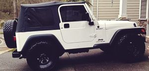 EXCELLENT 2003 Jeep Wrangler Available $1000$ for Sale in Fort Lauderdale, FL