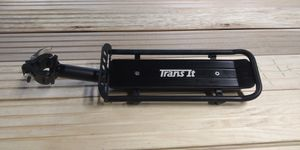 Trans it rear mount cargo bike rack for Sale in Salt Lake City, UT