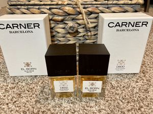 D600 & El Born EDP Cologne fragrance perfume for Sale in Lake Oswego, OR