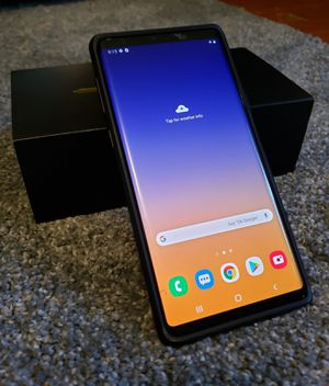 (Like New) Samsung Galaxy Note 9 128gb (For SPRINT Or BOOST MOBILE ONLY) for Sale in Chicago, IL