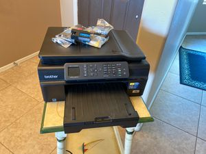 Brother printer with lots of extra ink for Sale in Vail, AZ