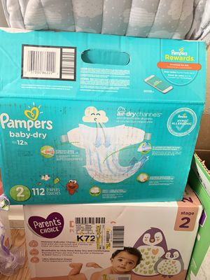 Size 2 diapers for sale for Sale in Kissimmee, FL