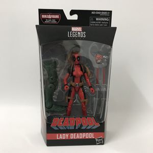 Marvel legends lady Deadpool Action Figure BAF for Sale in Los Angeles, CA
