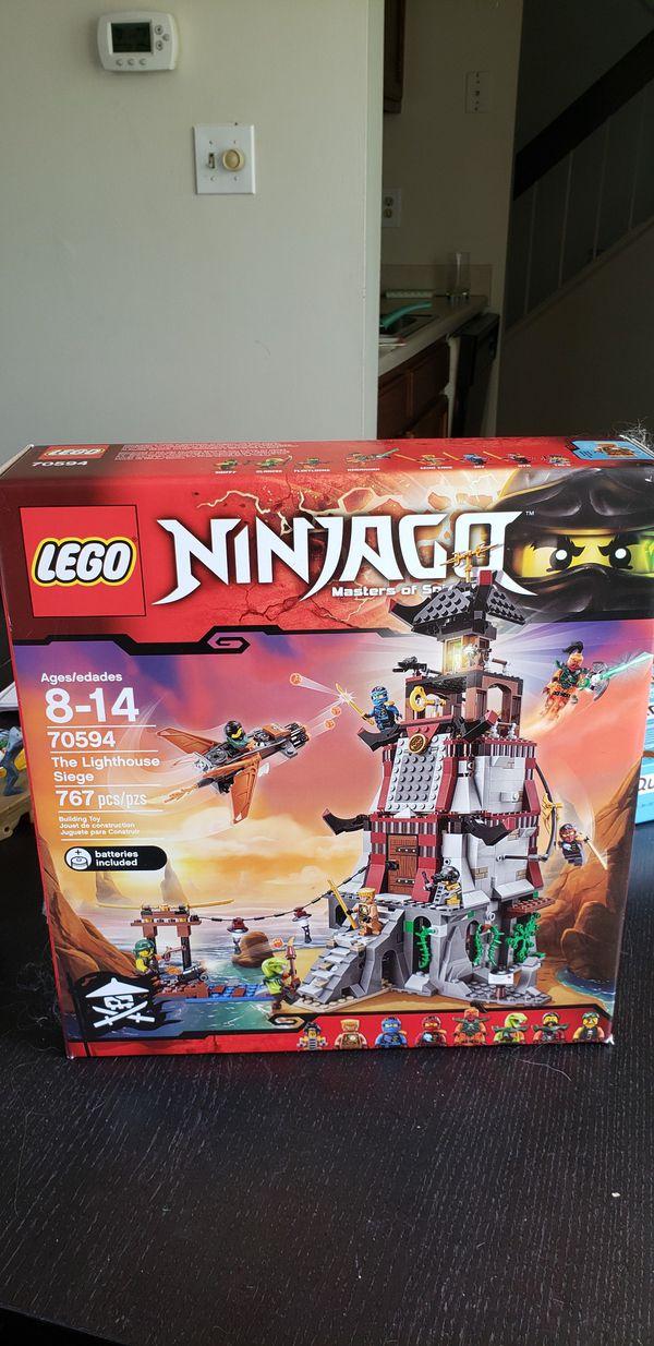 Ninjago Lego Set 70594